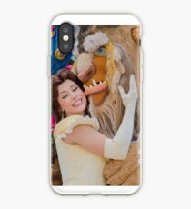 Who Could Ever Love a Beast iPhone Case