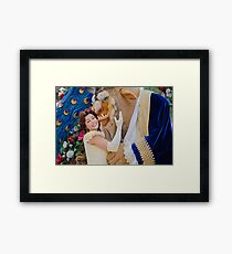 Who Could Ever Love a Beast Framed Print