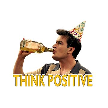 Think Positive by NdogoDesign