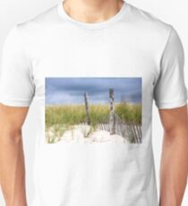 Winter Beach Unisex T-Shirt
