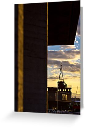 Sunset at the Southbank 4 by AjayP