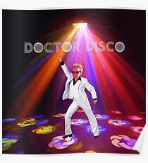 Doctor Disco Poster