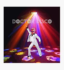 Doctor Disco Photographic Print