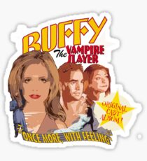 Btvs Once More With Feeling Sticker