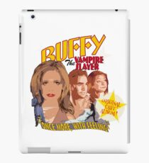 Btvs Once More With Feeling iPad Case/Skin