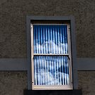 I swear I saw a face at the window, but... by Rhoufi