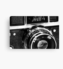 Fed-4B Rangefinder Canvas Print
