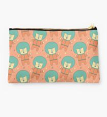 Bearly There in Dreamsickle  Studio Pouch