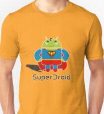 Superdroid Unisex T-Shirt