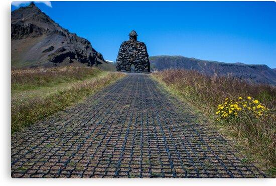 Arnarstapi, west Iceland by JorunnSjofn Gudlaugsdottir
