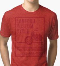Lanford Custom Cycle Tri-blend T-Shirt