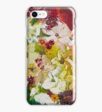 Fun with Flowers iPhone Case/Skin