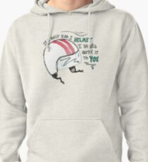 You got a moped, man! Pullover Hoodie