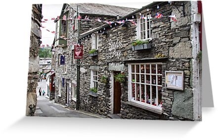 Sheila's Cottage,Ambleside by Pauline Tims