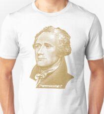 Alexander Hamilton Portrait Unisex T-Shirt
