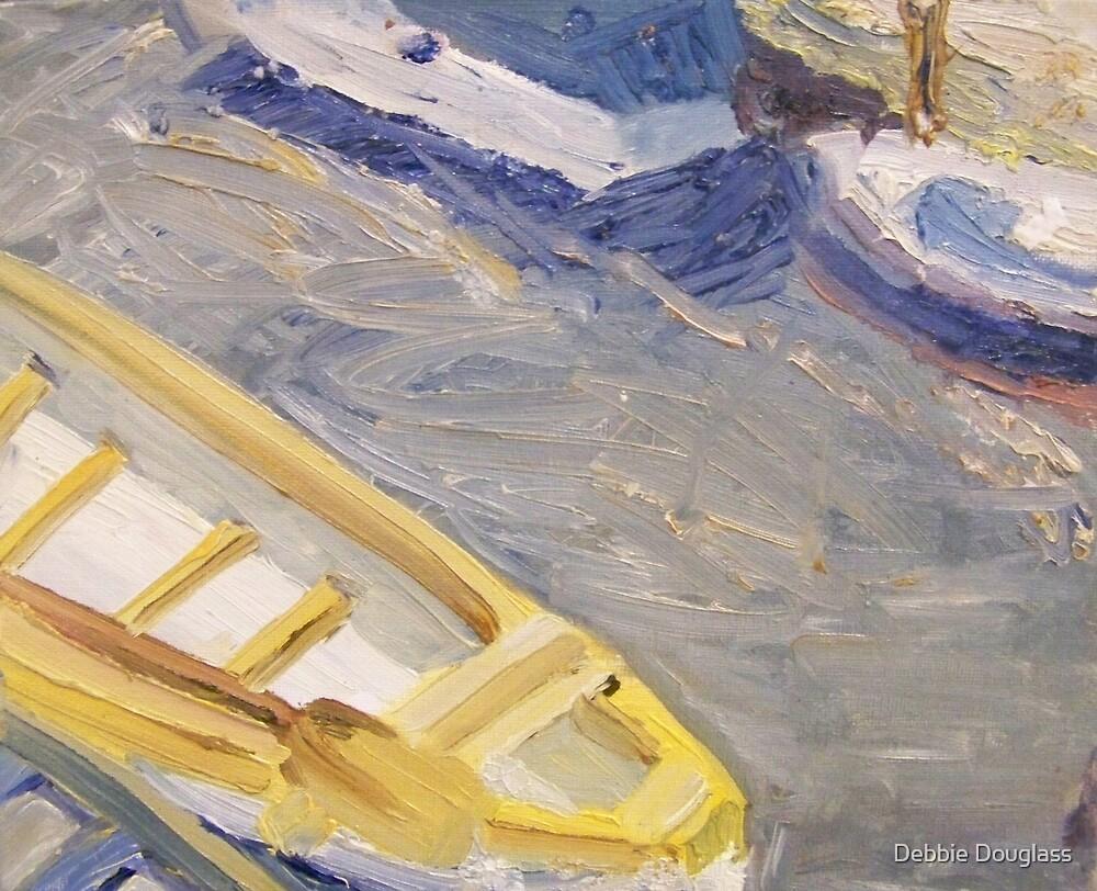 The Yellow Boat by Debbie Douglass