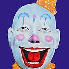 Amusement Park Clown by jsalozzo