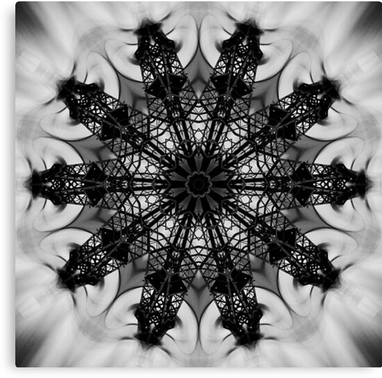 Windmill Kaleidoscope 01 by fantasytripp