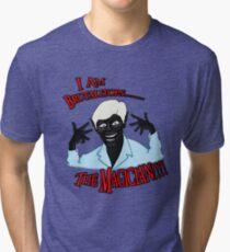 Brutalitops...the magician Tri-blend T-Shirt