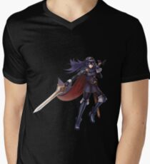 Lucina 2014 Men's V-Neck T-Shirt