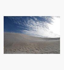 Lancelin Dunes Photographic Print