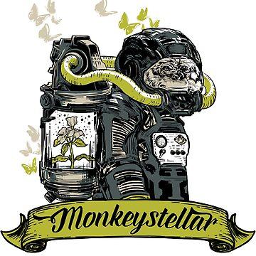 Monkeystellar by dibuholabs