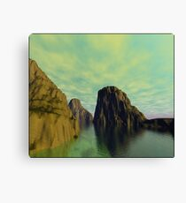 Inlet Canvas Print