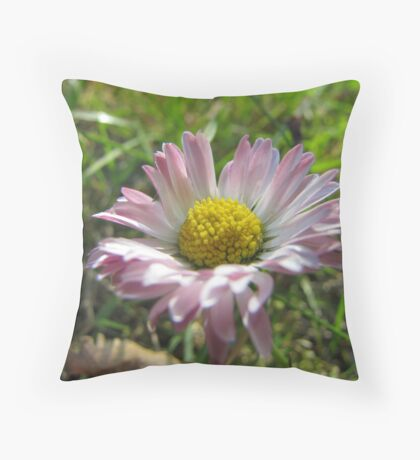 All on One's Own Throw Pillow
