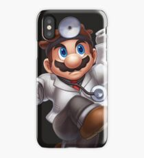 Dr. Mario iPhone Case