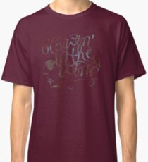 BOB DYLAN, BLOWIN' IN THE WIND Classic T-Shirt
