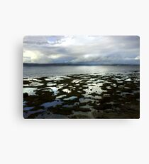 Holywood Beach, Co. Down (1) Canvas Print