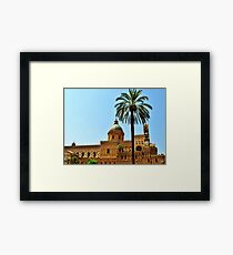 Palermo Cathedral...d Framed Print