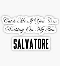 Lana Del Rey Salvatore Sticker
