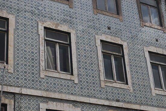 Lisbon Tiles by babibell