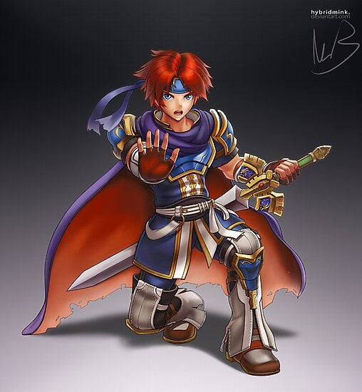 Roy by hybridmink