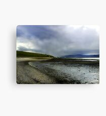 Holywood Beach, Co. Down (2) Canvas Print