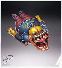 Wario Poster