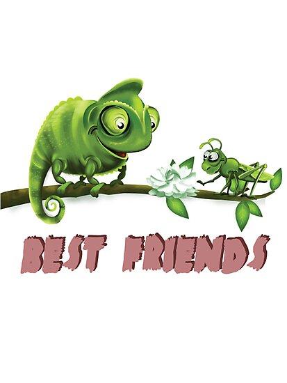 Best Friends by Kireeva