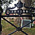 The Irving Family Plot - Washington Irving's grave - photo 1 by Jane Neill-Hancock