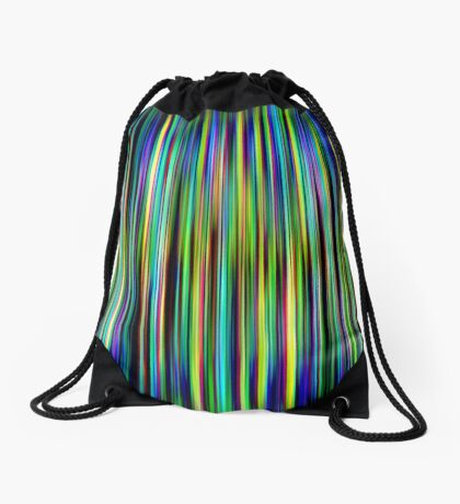 Aberration IV [Print and iPhone / iPad / iPod Case] Drawstring Bag