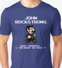 John Rockstrong Unisex T-Shirt