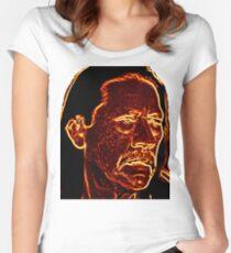 Machete Women's Fitted Scoop T-Shirt