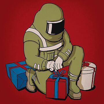 Suspicious Gift Squad. by jcmaziu