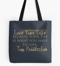Love Your Life (#nephierb) Tote Bag