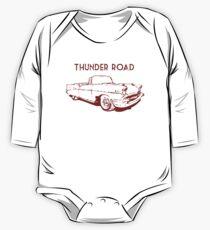 Thunder Road One Piece - Long Sleeve
