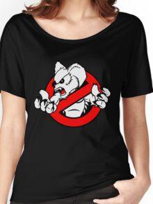 GB: Australia Drop Bear (red) Women's Relaxed Fit T-Shirt