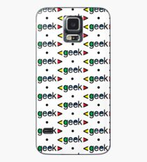 Geek Alert iphone 3G  4G  4s  Case/Skin for Samsung Galaxy