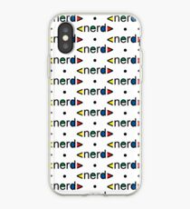 Nerd Alert iphone 3G  4G  4SG iPhone Case
