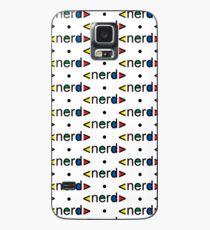 Nerd Alert iphone 3G  4G  4SG Case/Skin for Samsung Galaxy