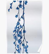 Floral Dress Poster